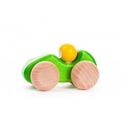 masinuta de curse din lemnverde