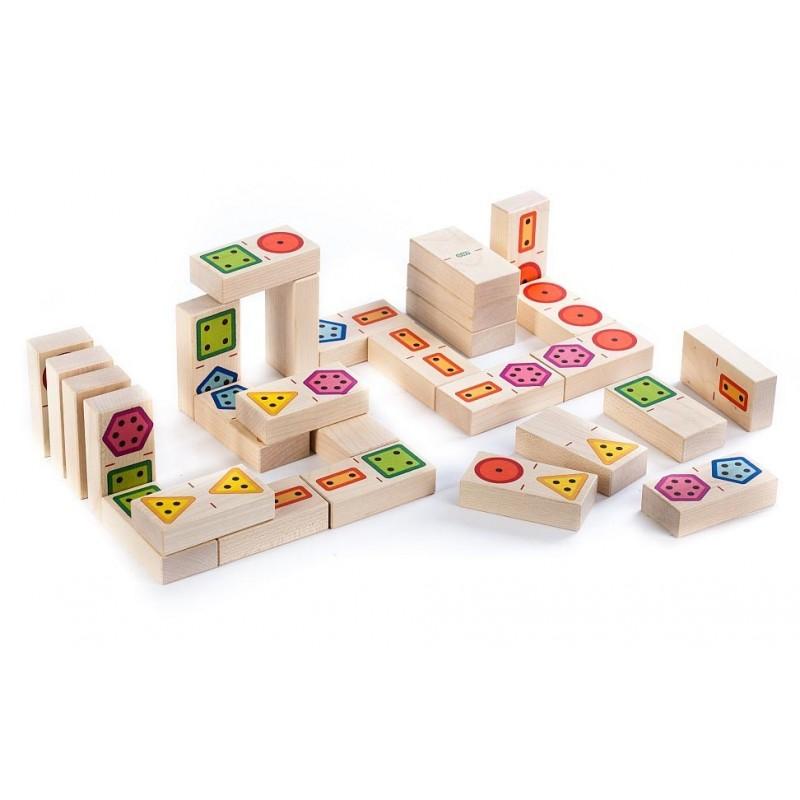 joc de atentie domino