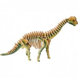puzzle 3d brachiosaurus