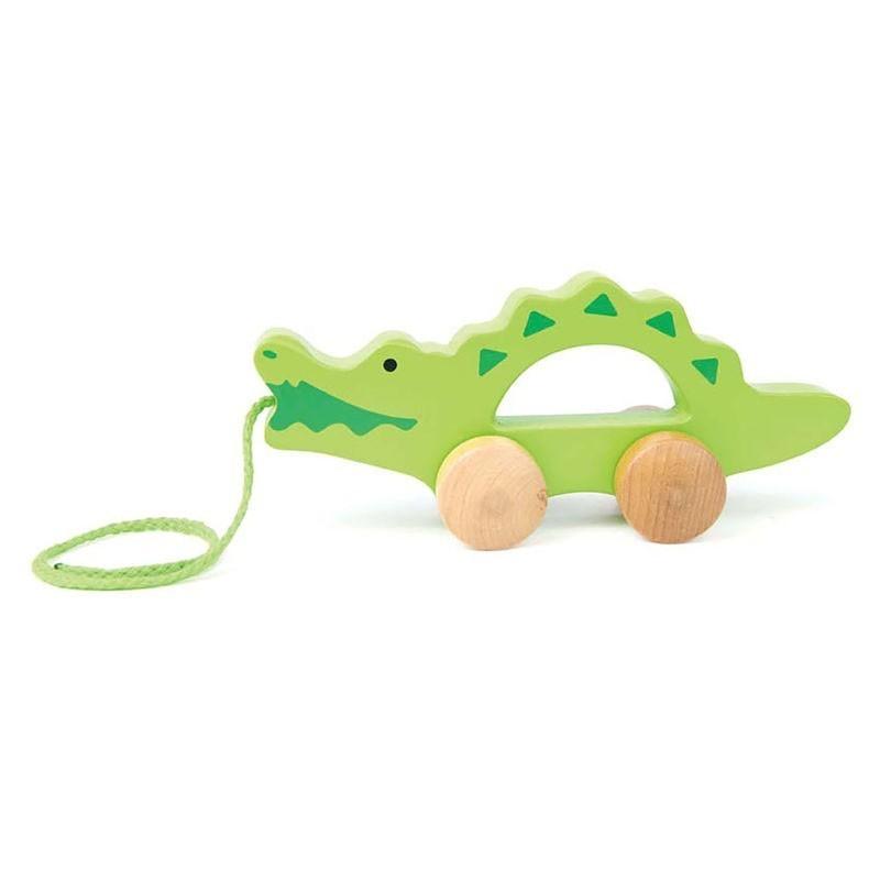 crocodilul plimbaret