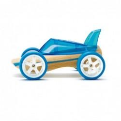 Masinuta de curse, din lemn