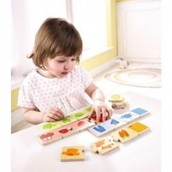 potriveste culorilepuzzle pentru copii