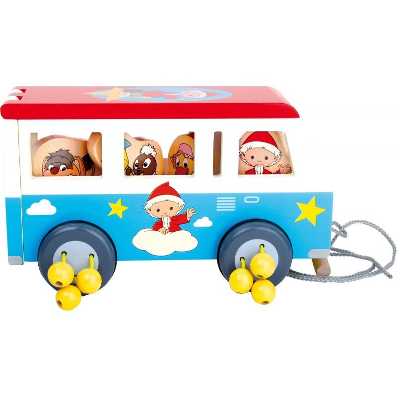 autobuzul sandman