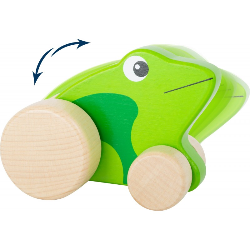 broscuta din lemn