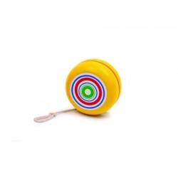 Yo-Yo cu cercuri, galben