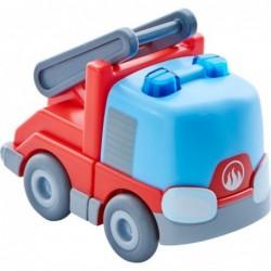 camionul de pompieri cu scara