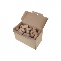 cuburi din lemn natur 100 piese