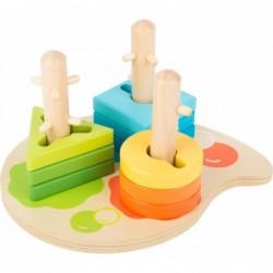 joc de motricitate cu forme si culori
