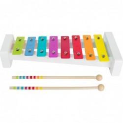 xilofon din lemn pentru copii