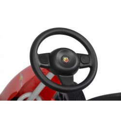kart cu pedale abarth red hecht