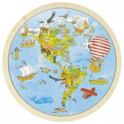 puzzle in jurul lumii peggy diggledey