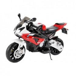 motocicleta cu acumulatori pentru copii bmw s1000rr red