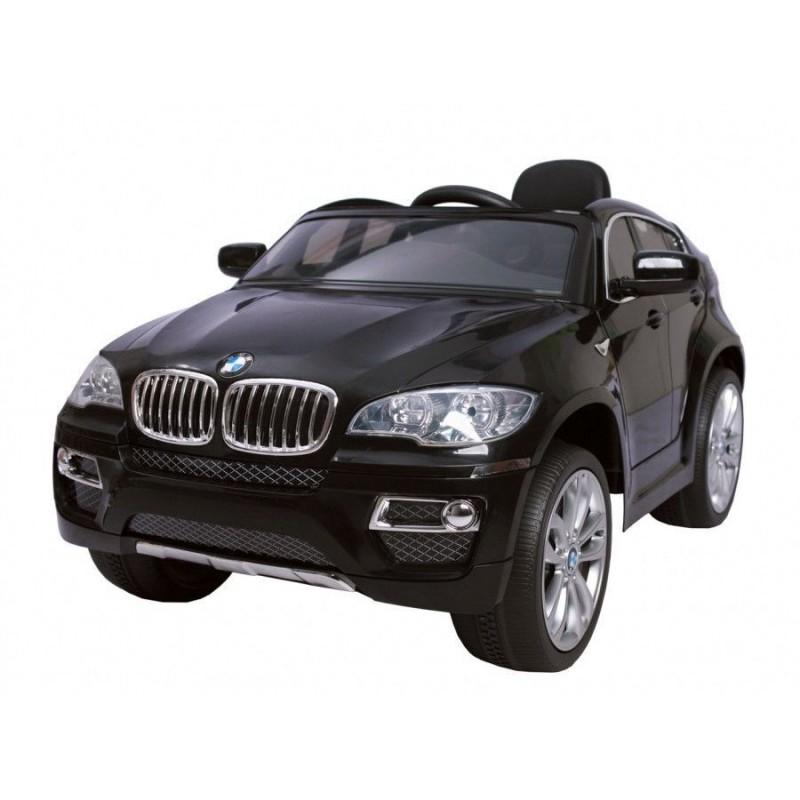 masina pentru copii bmw x6 black