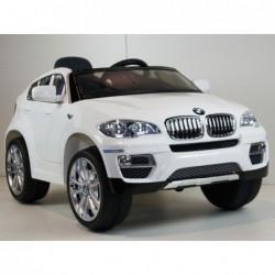 bmw x6 white masina pentru copii