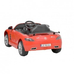 masina pentru copii mercedes benz sls red